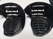 GSR Exhale grill inside