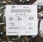 GSR Carrier Scott label