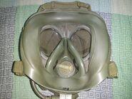Canadian C4 Gas Mask 1