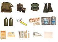 Skyddsmask kit image