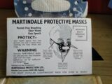 Martindale Dust Mask