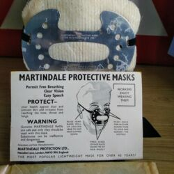 Martindale Dust Mask