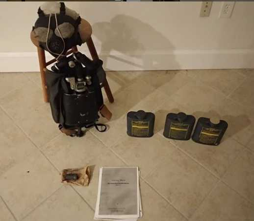 US Navy Type A-1 Rebreather