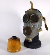 Old Pc40 facepiece