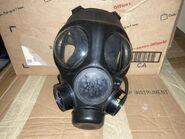 Canadian XC4 gasmask