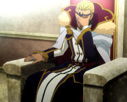 Emperor Molt stressed