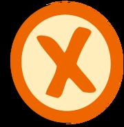 Symbol delete vote