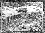 Mapa SkyClan en Firestar's Quest