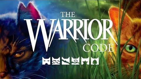 The Warrior Code Warriors series by Erin Hunter