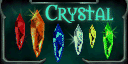 The HUD crystal icon
