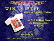 Gauntlet05Leg SPLASH 06 Shirt