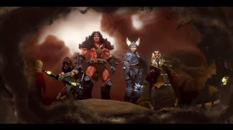 Gauntlet - Gear Up For Battle Trailer