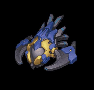 Falcon-α