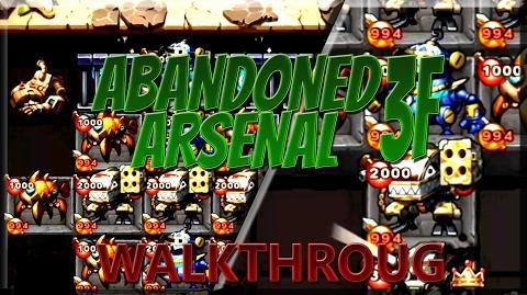 G&D_Sky_Maze_-_Abandoned_Arsenal_3F_-_Walkthrough