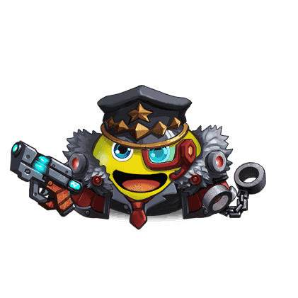 Cosmic Police/Trial