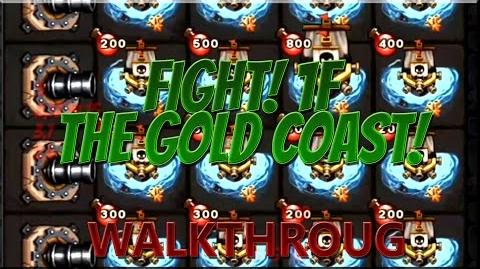 G&D_Sky_Maze_-_Fight!_The_Gold_Coast!_3F_-_Walkthrough