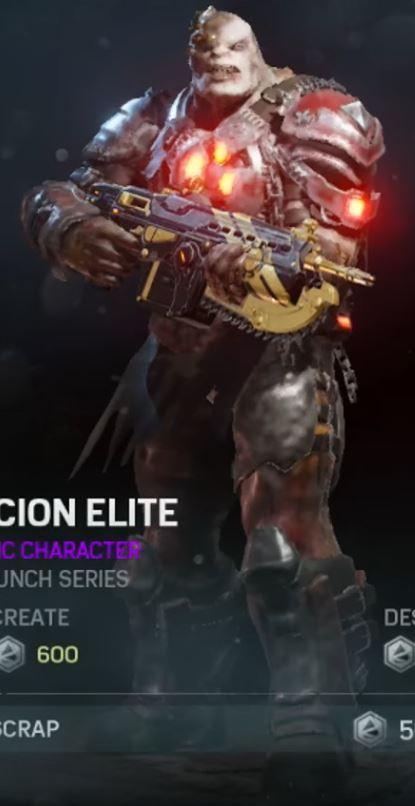 Scion Elite
