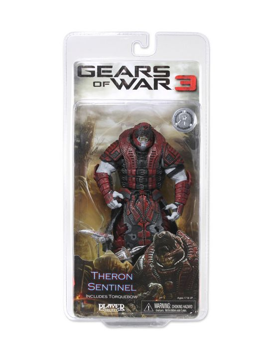 Theron Sentinel Version 3 Toys R Us Exclusive
