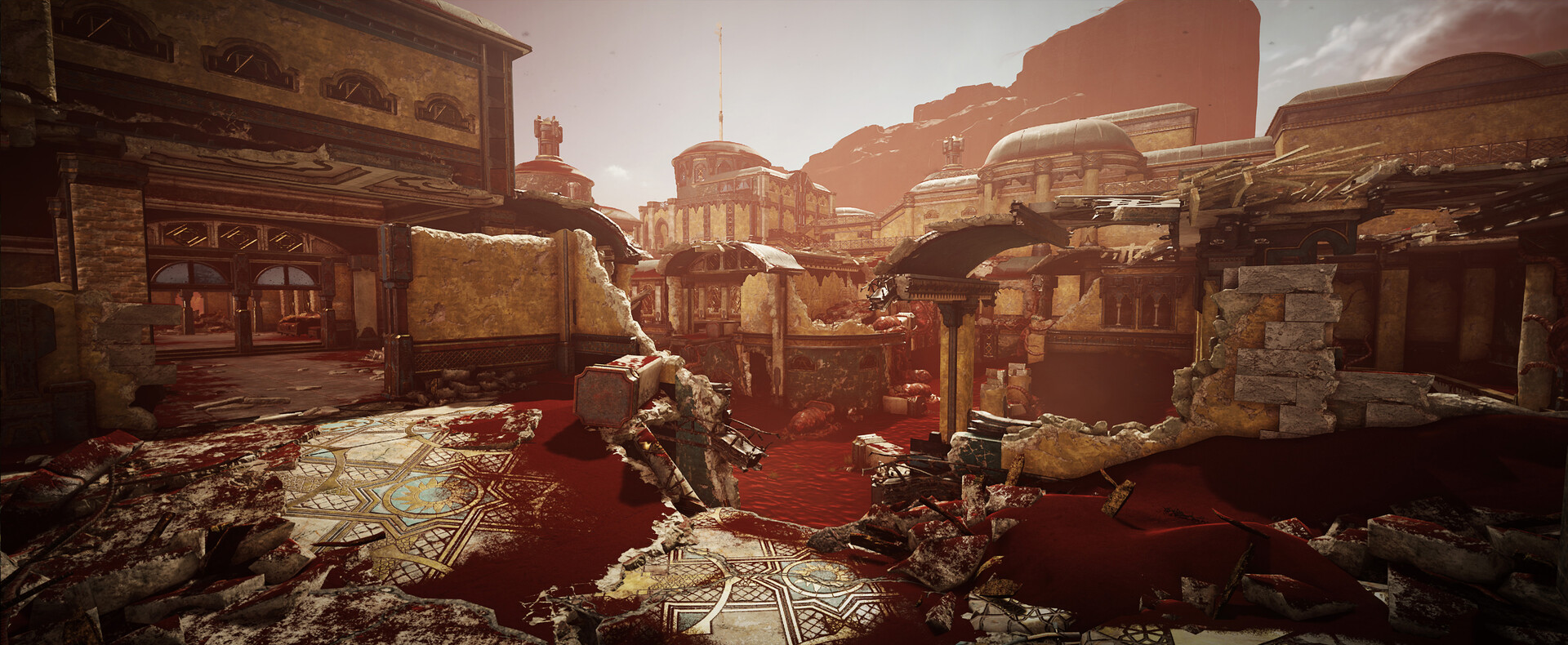 Gears 5 City Ruins interior.png