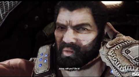 Gears of War 3 - Dom's Death