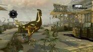Gears of War 3 - Lambent Chicken Easter Egg Rooster Teeth