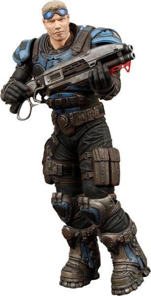 Damon Baird (Action Figure) Series Two