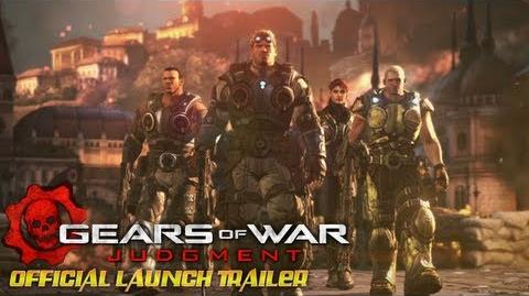 Gears of War Judgment - Official Launch Trailer