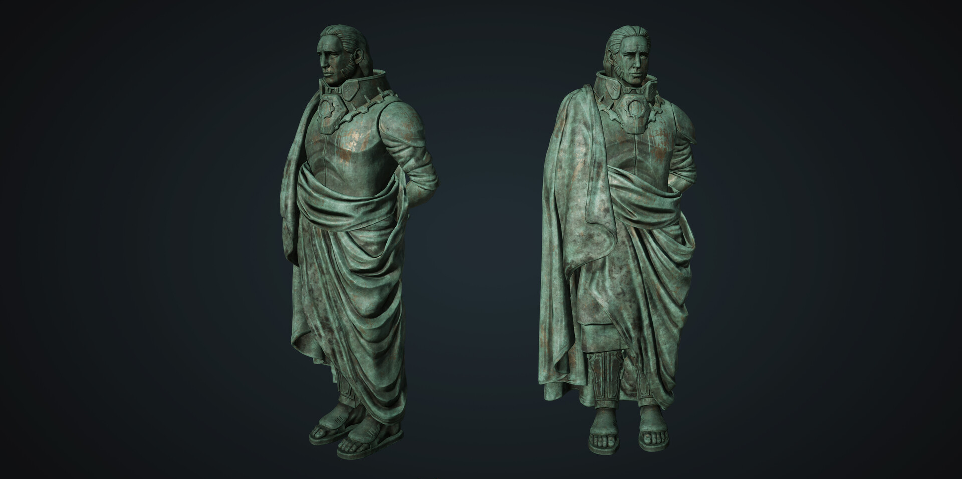 Gears 5 Olafson statue.png