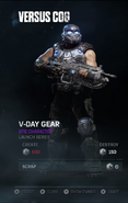 V-Day Gear Male