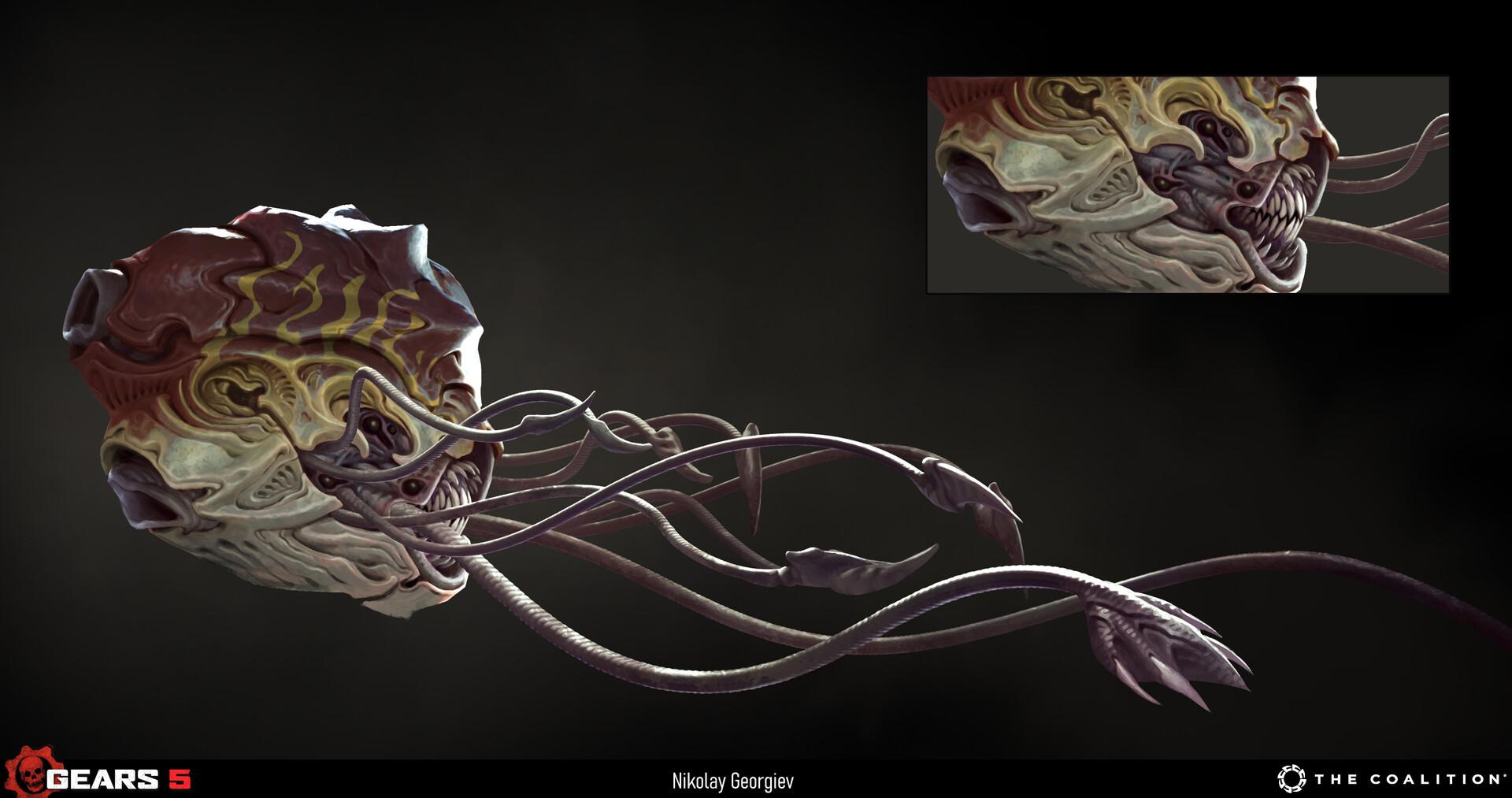 Serano Cephalopod