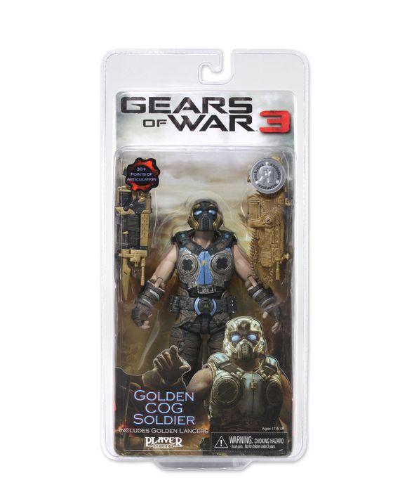 Golden COG Soldier Toys R Us Exclusive