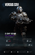 E-Day Gear Male
