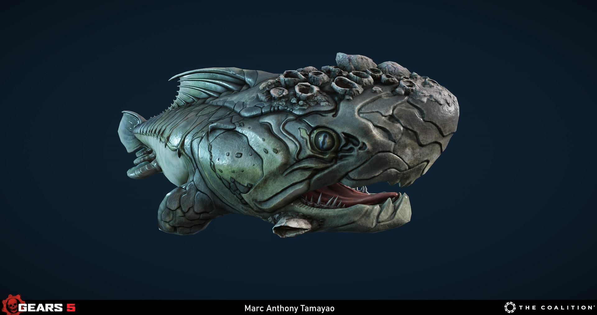 Armored Fish