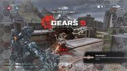 Terminator Characters Gameplay GEARS 5 Multiplayer PvP