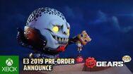 Gears POP! - E3 2019 - Kitten Around with RAAM