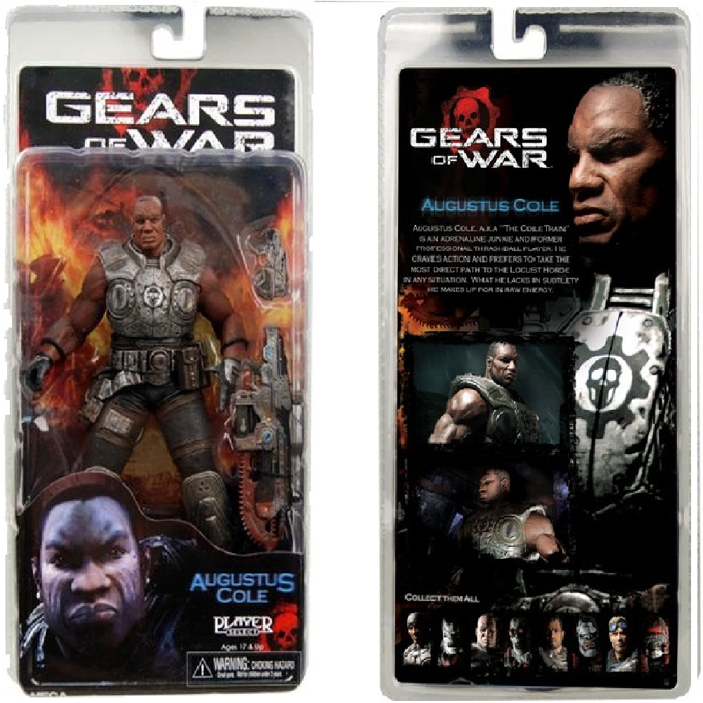 Augustus Cole (Action Figure) Series One