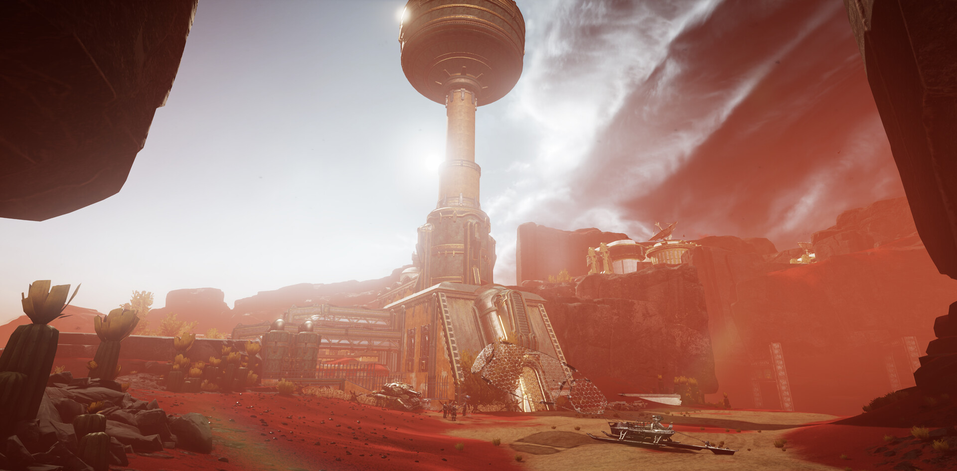 Gears 5 Water Tower.png