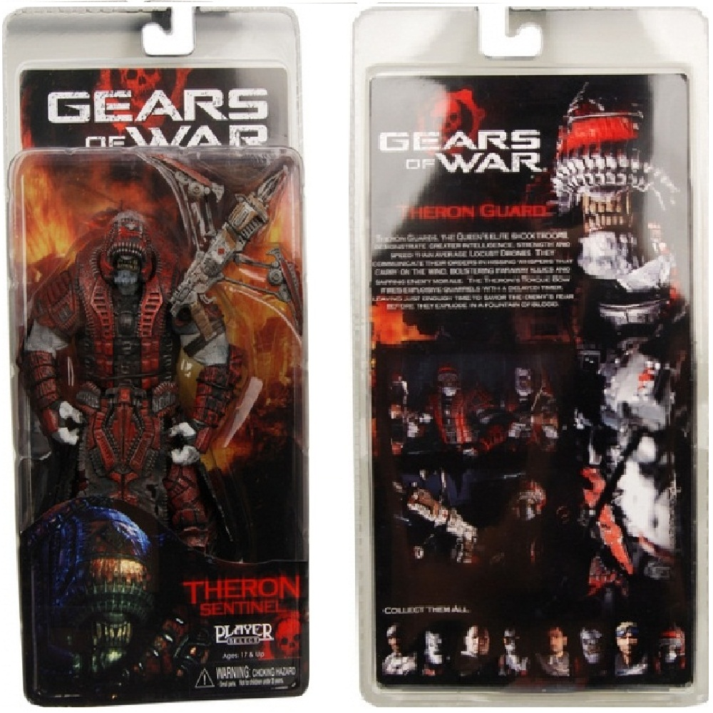 Theron Sentinel (Action Figure) Series Two