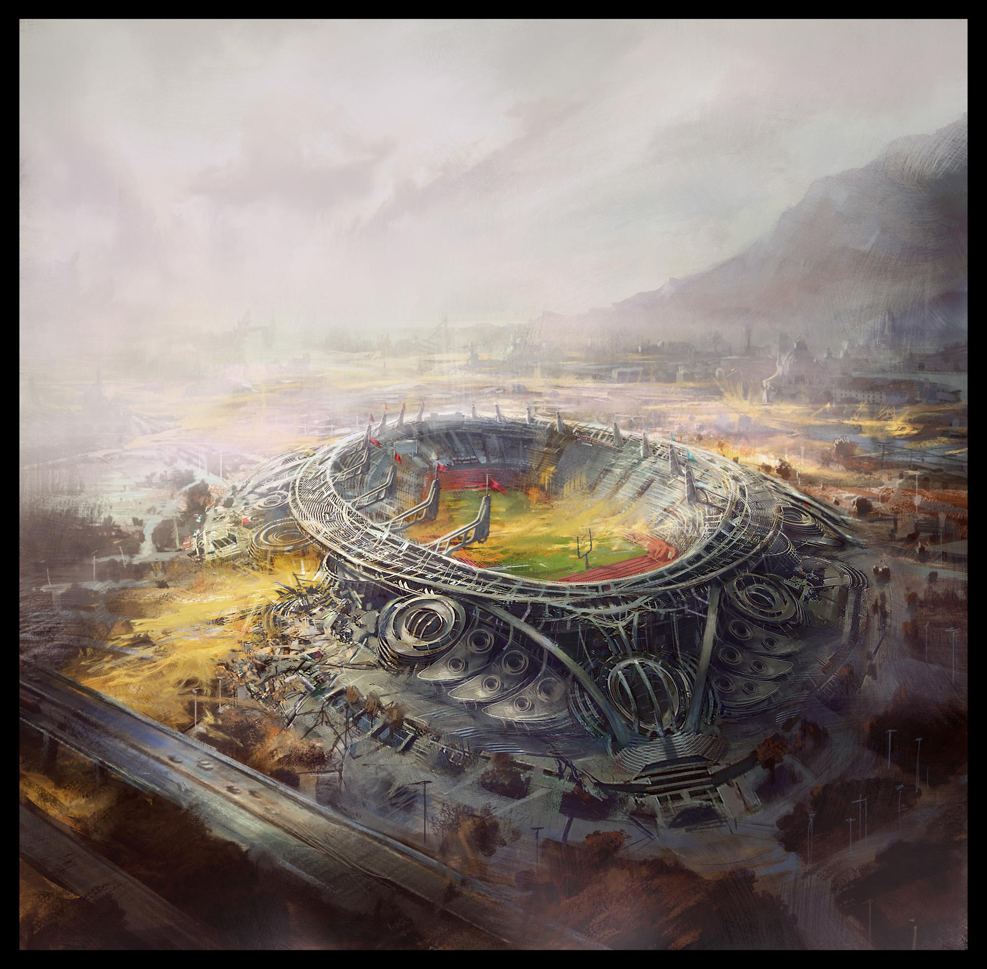 Cougars Stadium