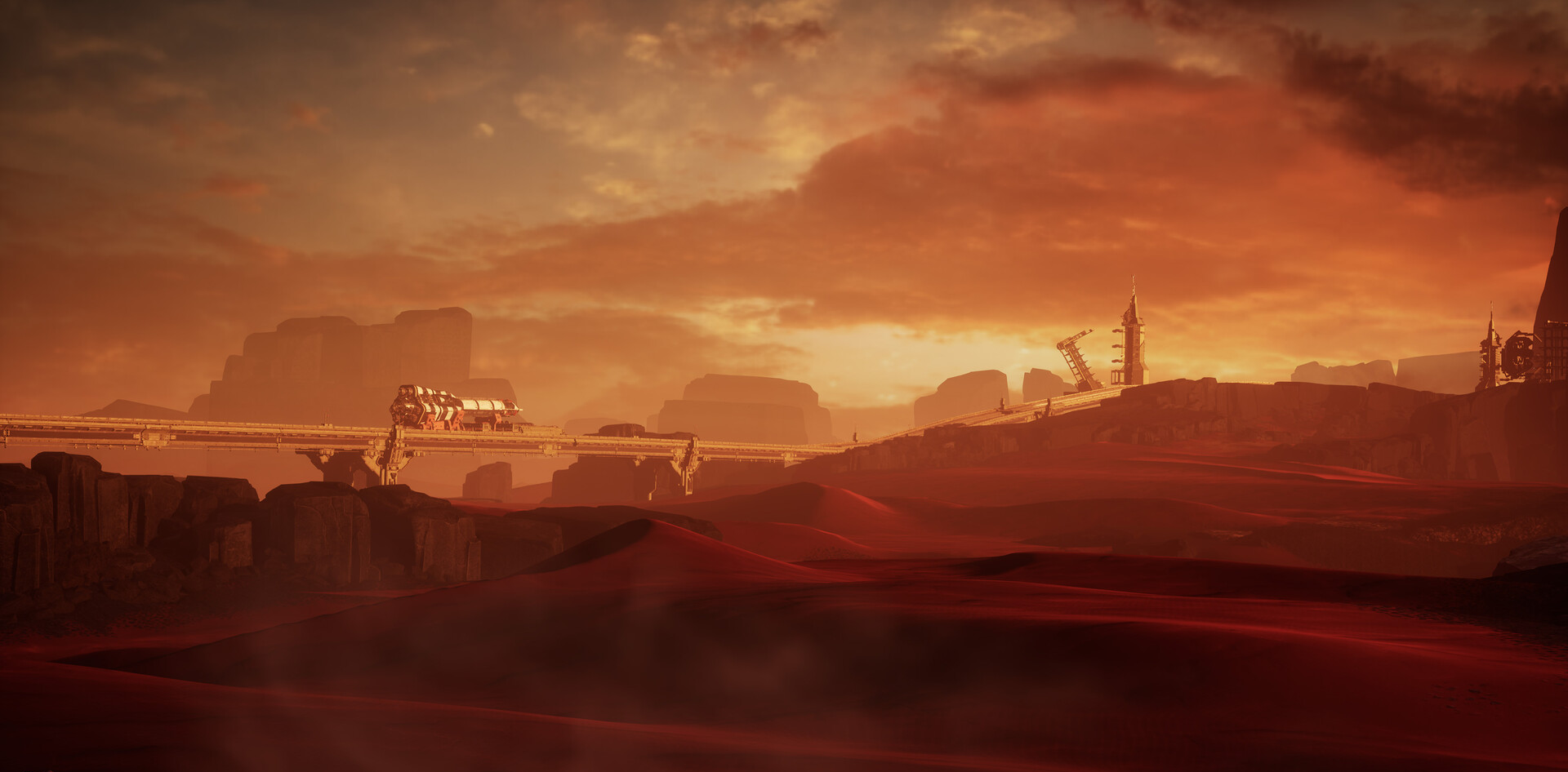 Gears 5 Launch Tower vista.png