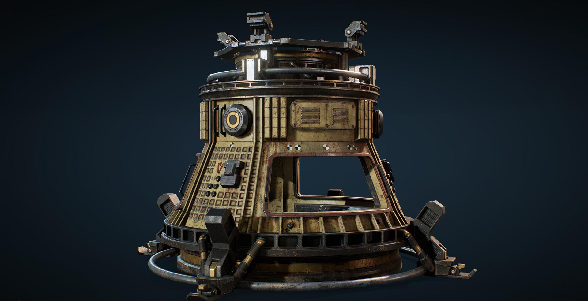 UIR Space Capsule