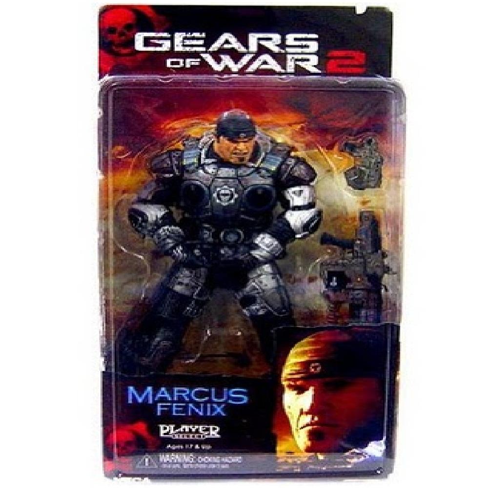 Marcus Fenix (Action Figure) Series Three