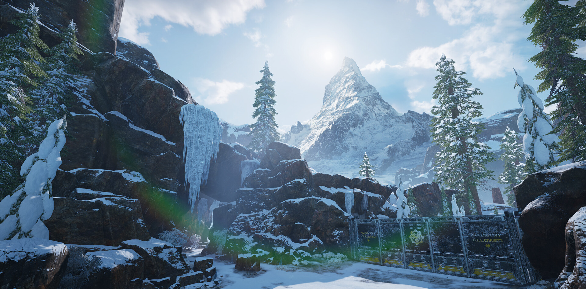 Gears 5 Northern Passage gate.png