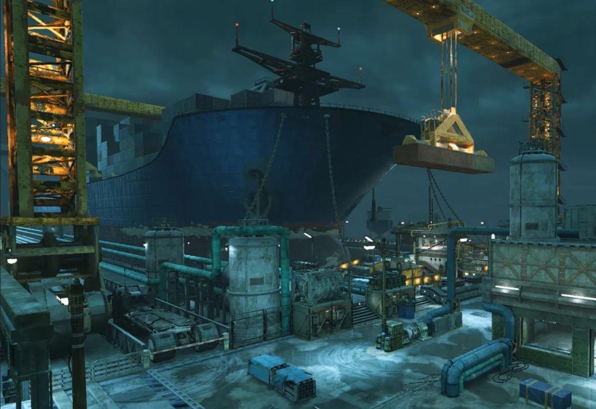 COG Cargo Ship