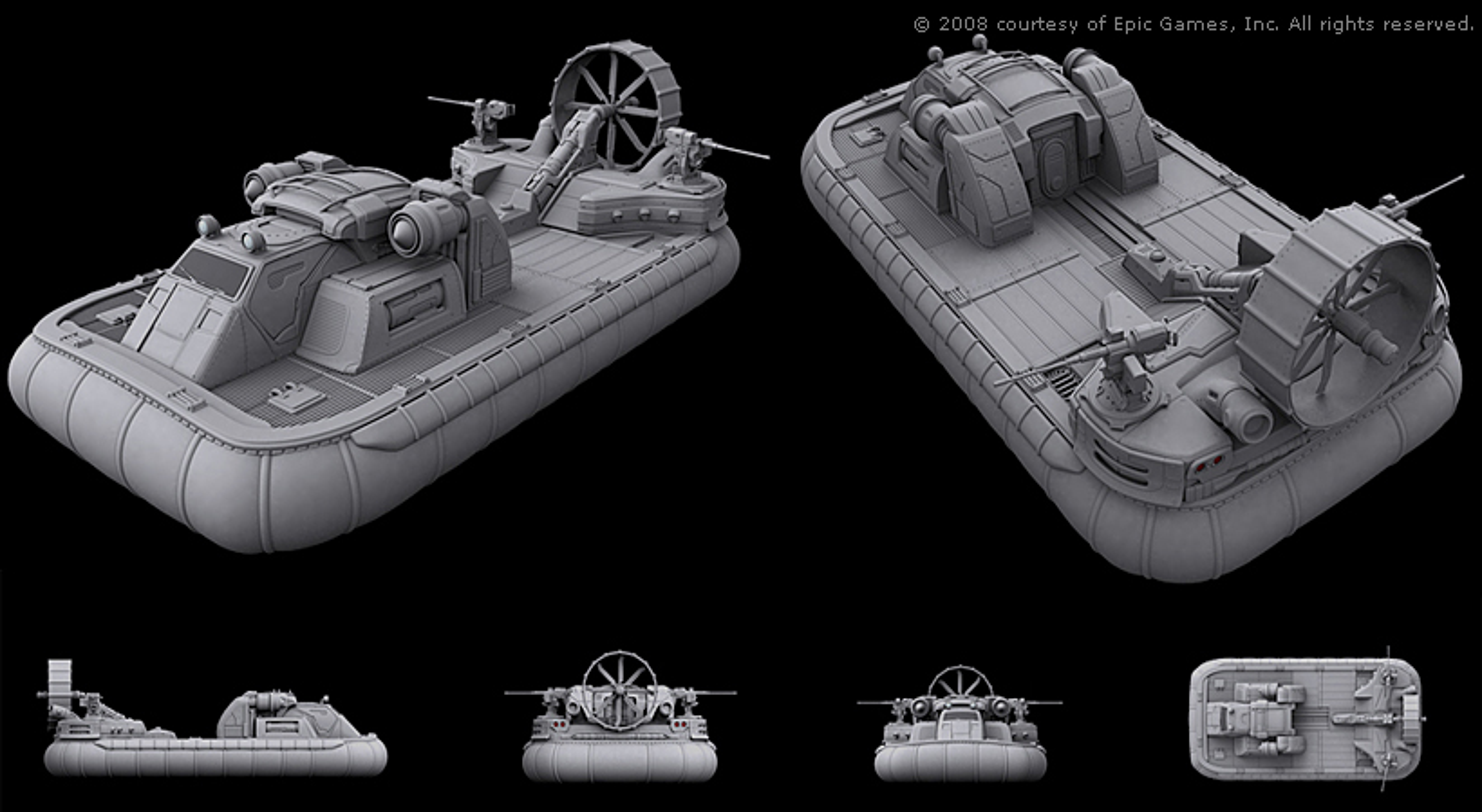 COG Boat
