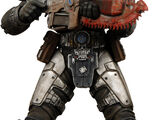 Marcus Fenix (Action Figure) Series One