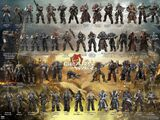 Gears of War Action Figures