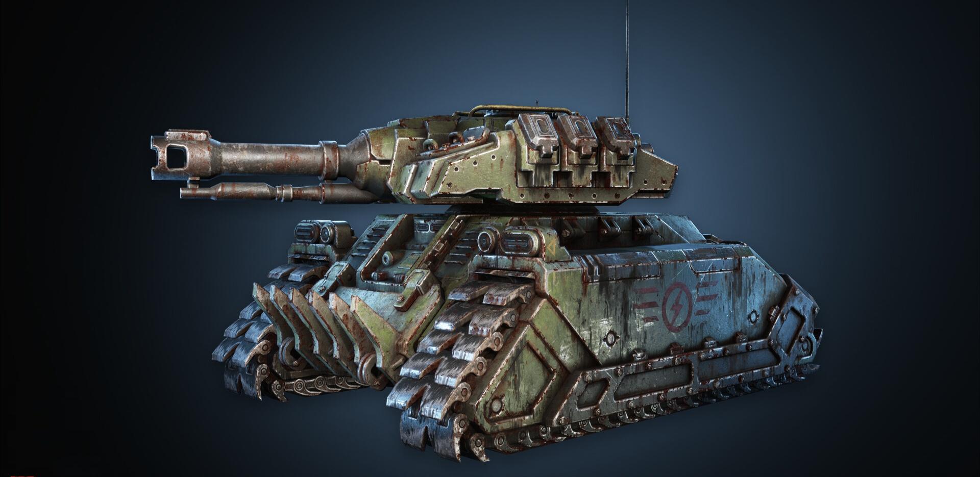 Pariah Tank