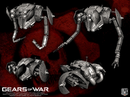 Gears 1 JACK models