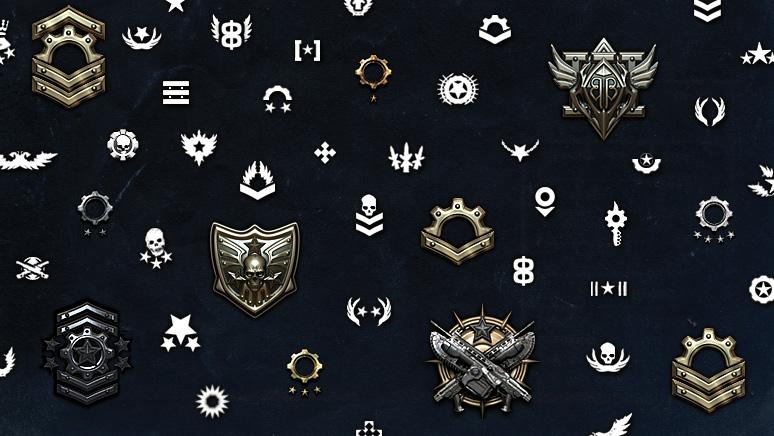 Gears of War 3 Medals